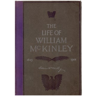 The Life of William McKinley Book For Sale