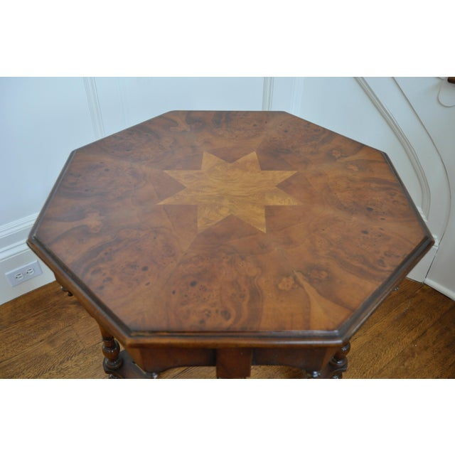 William & Mary Accent Table - Image 5 of 5