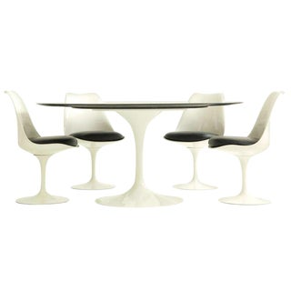 Eero Saarinen Dining Set For Sale