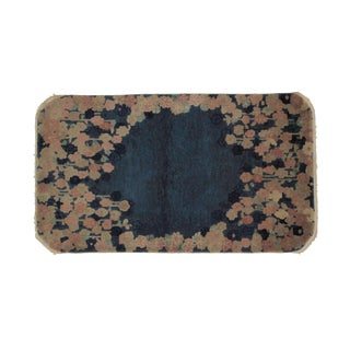 "Leon Banilivi Antique Chinese Rug - 4'6"" X 2'7"" For Sale"