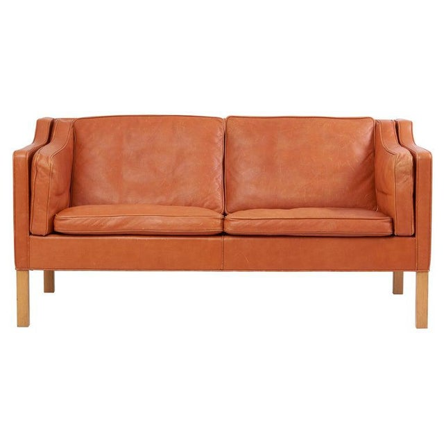 Sofa 2212 by Børge Mogensen for Fredericia, Denmark For Sale - Image 10 of 10