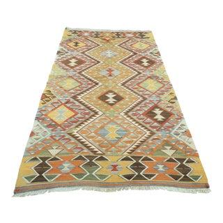 Turkish Barak Nomad's Kilim Rug For Sale