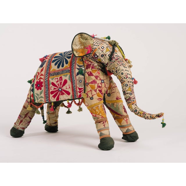 1970s Indian Elephant For Sale - Image 4 of 8