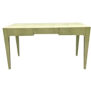 Garrison Rousseau Shagreen Writing Table Desk