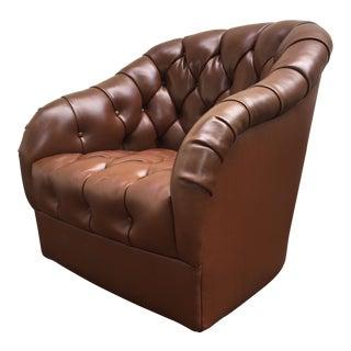 Ward Bennett Club Chair
