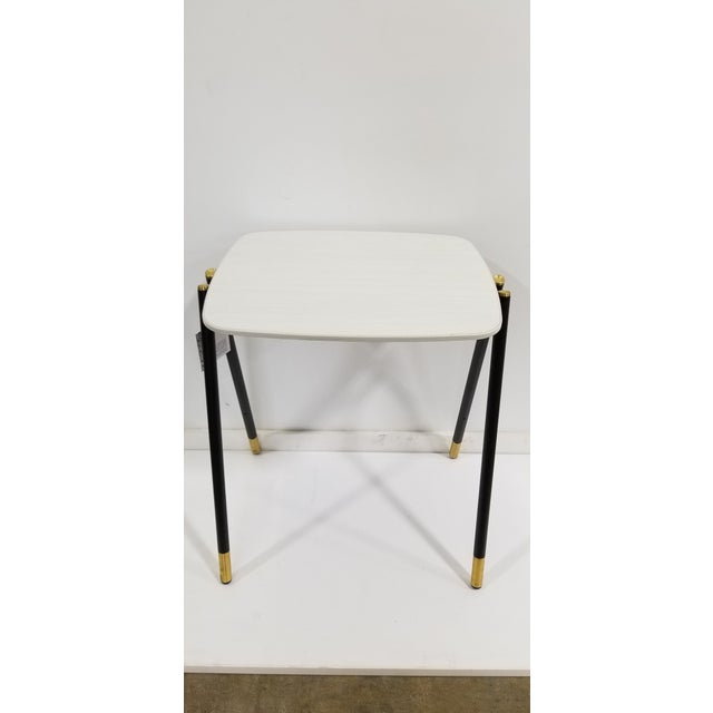 Mid-Century Modern West Elm Tray Table For Sale In Chicago - Image 6 of 6