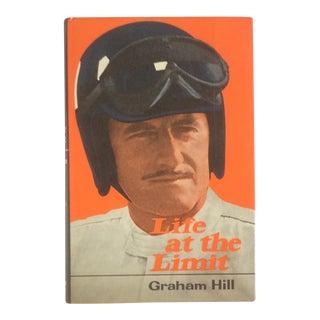 Autographed Formula One Racer Graham Hill, 1972
