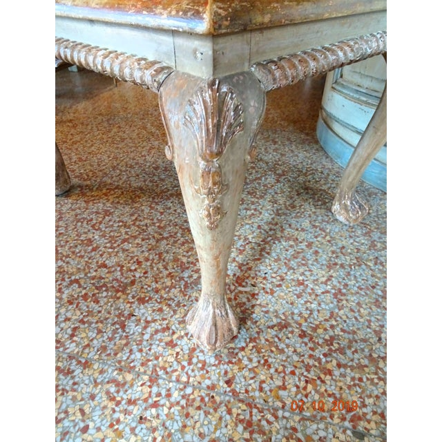 Italian Coffee Table For Sale In New Orleans - Image 6 of 12