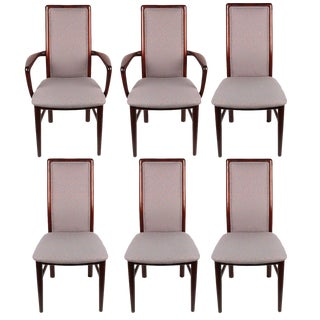 Upholstered Dining Chairs - Set of 6