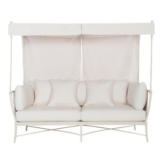 Century Furniture Andalusia Outdoor Royal Daybed Canopy For Sale