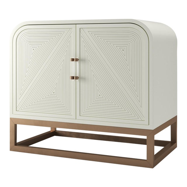 Avery Credenza - Simply White For Sale
