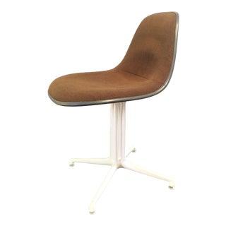 "1970s Vintage Herman Miller Eames ""La Fonda"" Padded Chair For Sale"