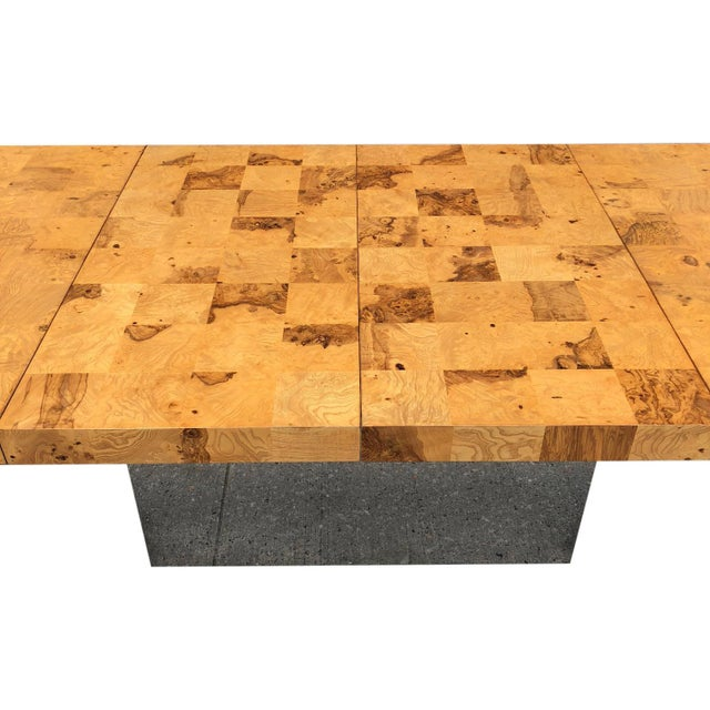 1970s Mid-Century Modern Milo Baughman for Thayer Coggin Dining Table For Sale In New York - Image 6 of 10