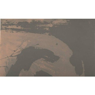 Primal Sign V (Copper) Aquatint and Etching by Robert Motherwell Preview