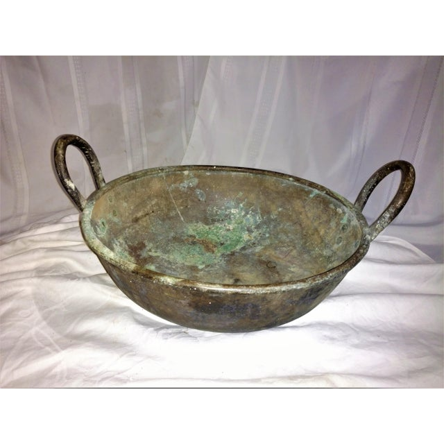 19th Century Ceylonese Basin Pot For Sale - Image 10 of 10