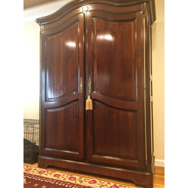 Grange France Bonnet Top Armoire - Image 10 of 11