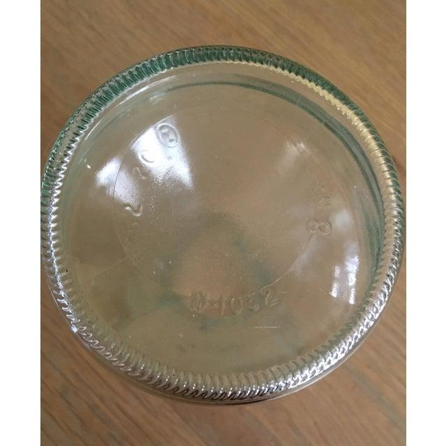Vintage Clear Glass Vase - Image 3 of 4