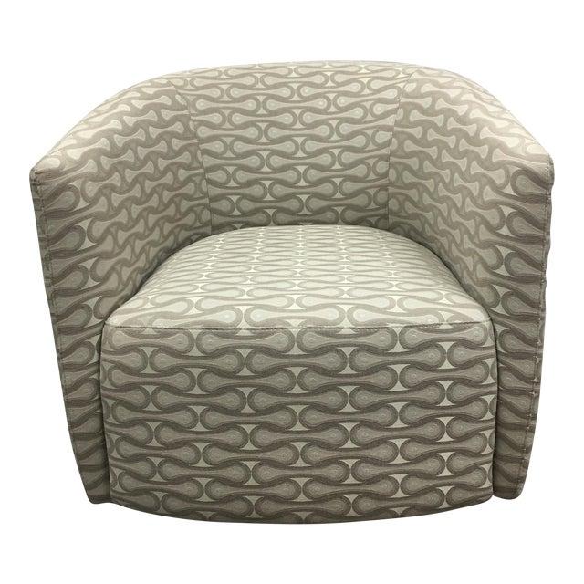 New Della Robbia Mila Swivel Chair For Sale
