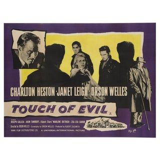 """""""Touch of Evil"""" For Sale"""