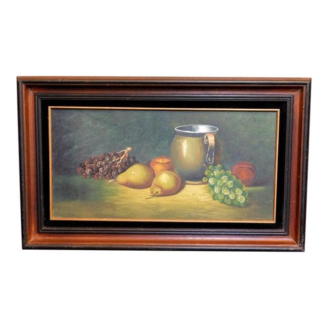 Fruit Still Life Oil Painting For Sale