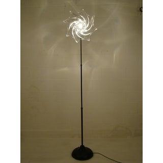 Modern Repurposed Crystal Starfish Articulating Floor Lamp Preview
