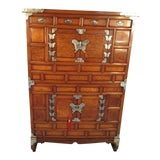 Image of Japanese Tonsu Chest For Sale