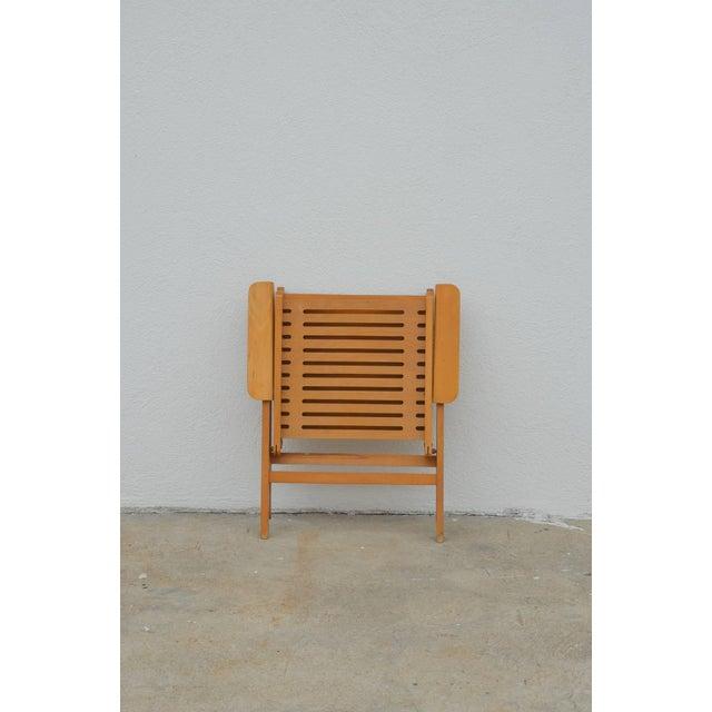 Swell 1950S Vintage Niko Kralj Folding Rex Lounge Chair Andrewgaddart Wooden Chair Designs For Living Room Andrewgaddartcom