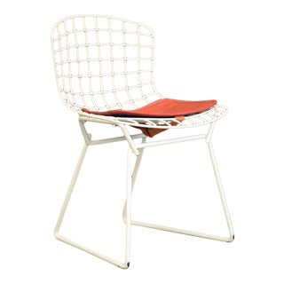 """Baby Bertoia"" Rare Smallest Size Harry Bertoia for Knoll Chair For Sale"