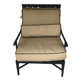 Kreiss Montero Outdoor Lounge Chair For Sale