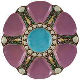 Image of Victorian Decorative Plates