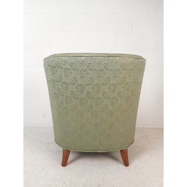 Mid-Century Modern Lounge Chair For Sale - Image 4 of 9
