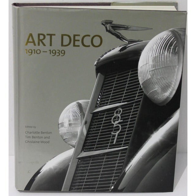 """""""Art Deco 1910-1939"""" Coffee Table Book by Victoria & Albert Museum For Sale - Image 13 of 13"""