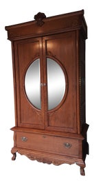 Image of Lexington Furniture Armoires Wardrobes and Linen Presses