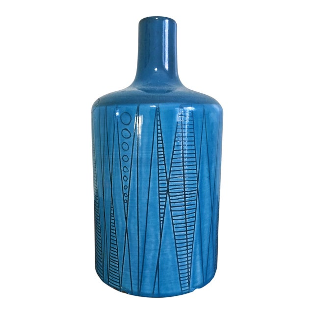 Uppsala Ekeby Mid Century Swedish Vase Chairish