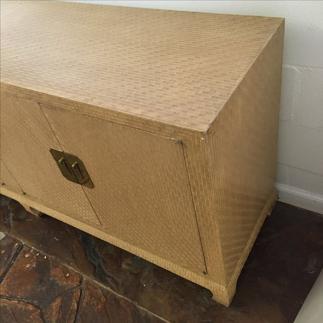 Baker Furniture Mid-Century Credenza - Image 8 of 11