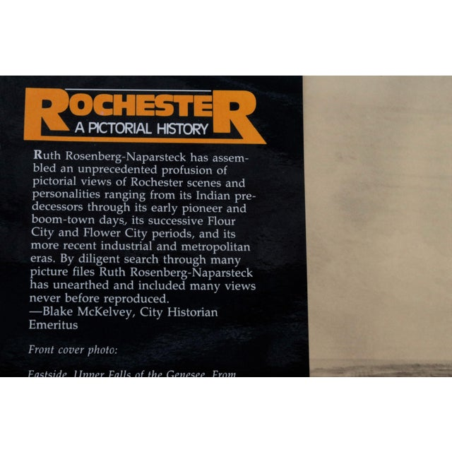 Rochester, A Pictorial History by Ruth Rosenberg-Naparsteck For Sale - Image 4 of 7