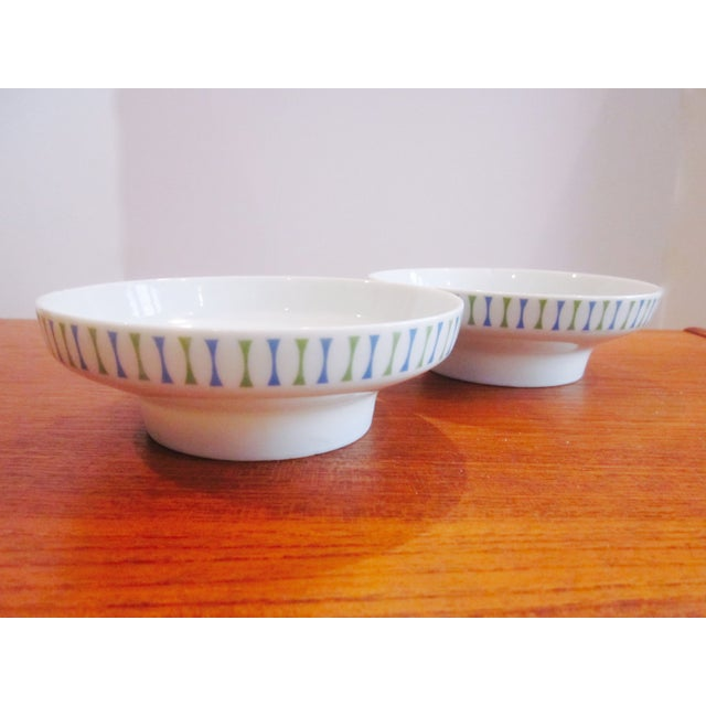 Paul McCobb Atomic Design Bowls - a Pair - Image 7 of 7