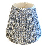 Image of Custom Lamp Shade in China Seas' Fabric For Sale