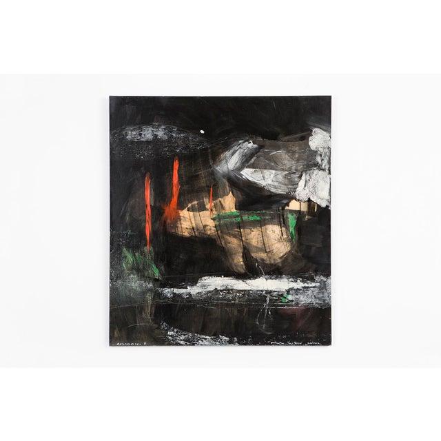 "Oil on canvas ""Dreamscape II"" is a piece by artist Michael Lotenero, created in 2015. Michael Lotenero's long..."