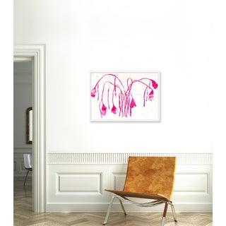 "Medium ""Pink Daffodil"" Print by Kate Roebuck, 35"" X 25"" Preview"