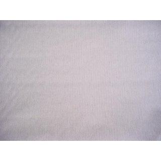 3-3/4y Coraggio London Silver Gray Herringbone Drapery Upholstery Fabric For Sale