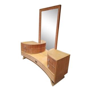 Paul Frankl Dressing Vanity For Sale