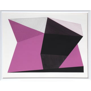 Jean-Marie Haessle, l.a. Pink, Serigraph For Sale