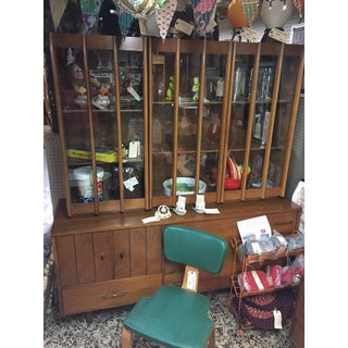 1960's Mid-Century China Cabinet by Young Manufacturing Preview