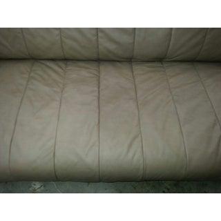 1986 Mid-Century Modern De Sede Leather Sofa Preview