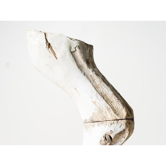 Early 20th Century Antique Horse Fragment IV Sculpture For Sale - Image 4 of 5