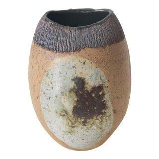 Vintage Studio Potery Vase For Sale