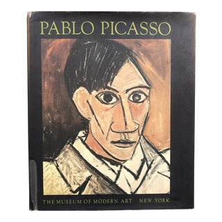 Pablo Picasso Retrospective Moma For Sale