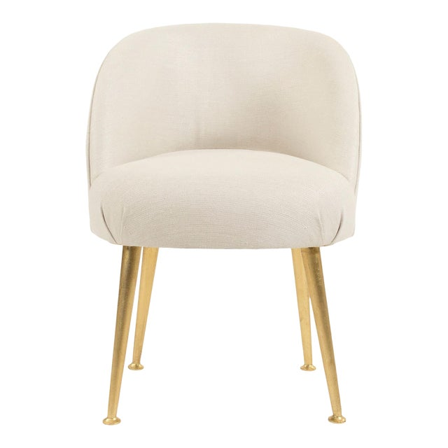 Gait Chair in White For Sale