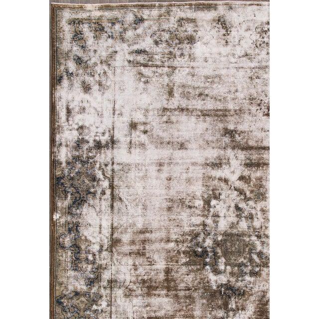 "Islamic Apadana - Antique Persian Kerman Rug, 13'3"" X 10'0"" For Sale - Image 3 of 5"